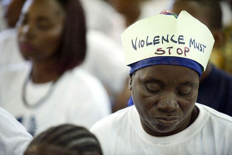 Amnesty Nijmegen presenteert Thema-Avond: Gender Based Violence
