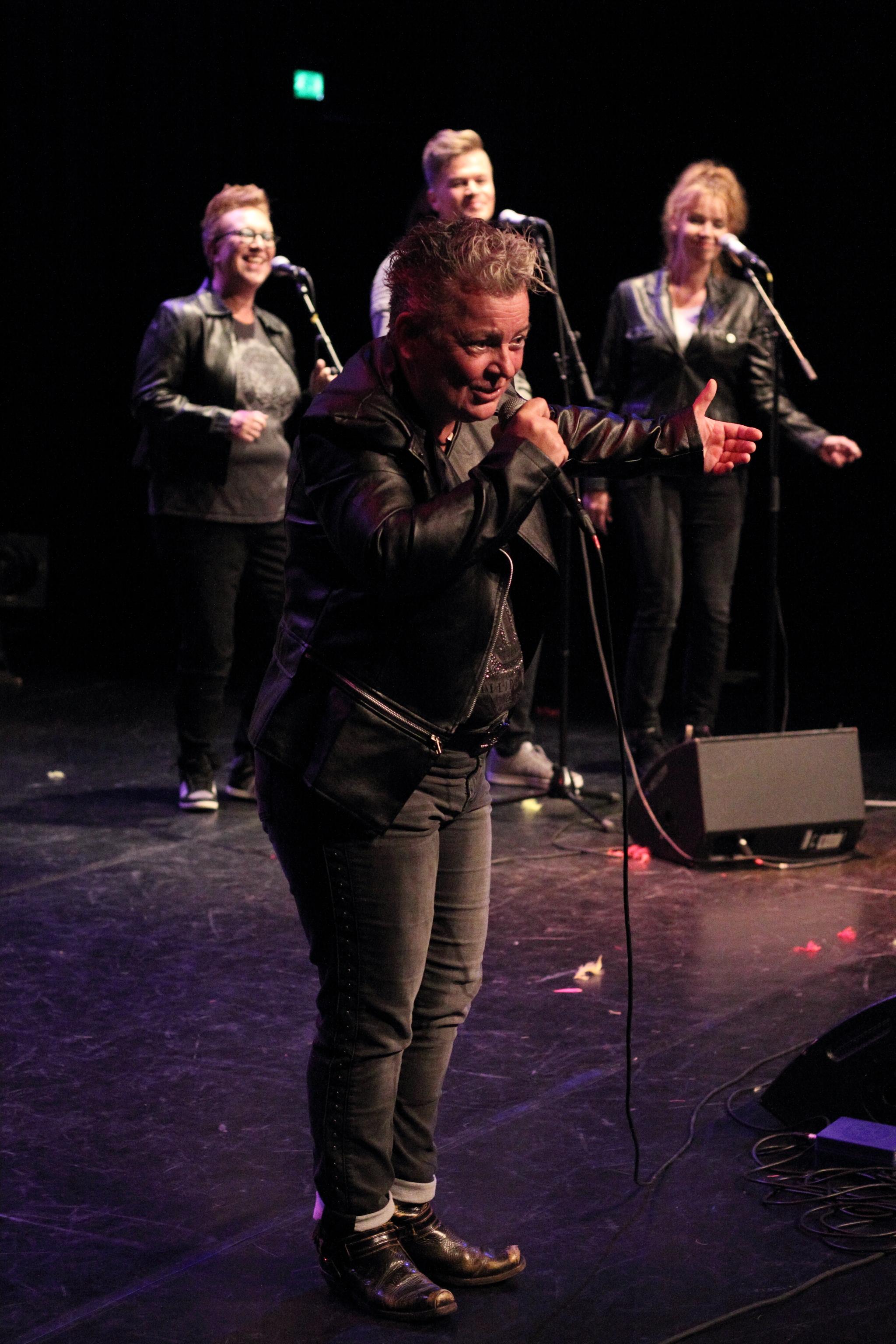 Winnaar van de Nijmeegse voorronde COC Songfestival
